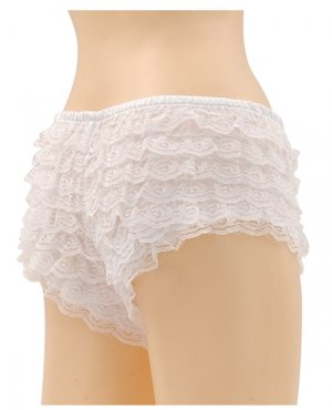 Ruffle Hot Pants ( XL ) Costume Accessory ~igemini.net~