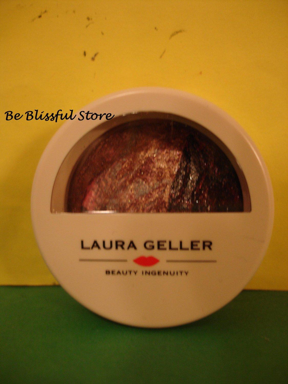 Laura Geller Baked Eyeshadow Eye Rimz Toasty Pink Berry Flambe