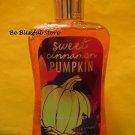 Bath & Body Works Sweet Cinnamon Pumpkin Shower Gel 10 oz