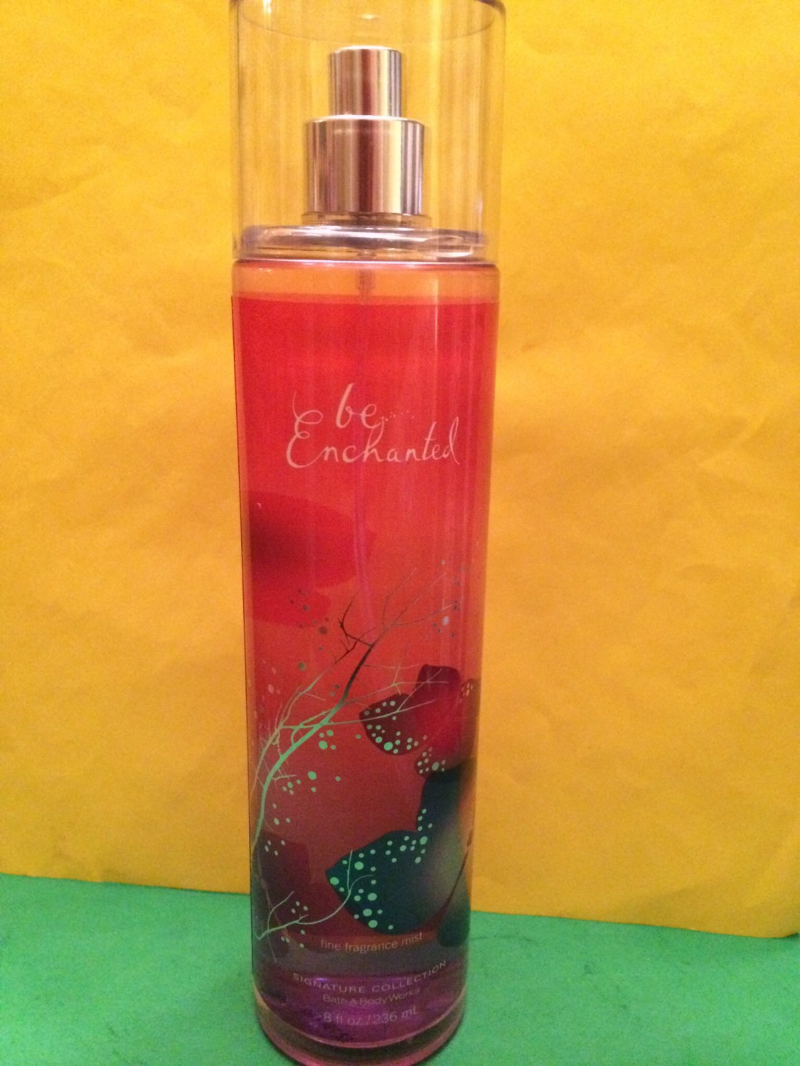 Bath And Body Works Be Enchanted Fine Fragrance Splash Large