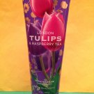 Bath and Body Works London Tulips & Raspberry Body Cream Large