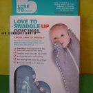 Love to Dream Love to Swaddle Up Original Blue Medium