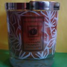 Bath and Body Works Slatkin Sweet Cinnamon Pumpkin Candle 7.5 oz