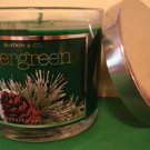Bath and Body Works Slatkin Evergreen Candle 4 oz