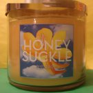Bath & Body Works Honeysuckle Candle 3 Wick Large