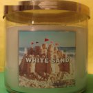Bath & Body Works White Sands Candle 3 Wick Large