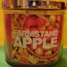 Bath & Body Works Farmstand Apple Candle 3 Wick Large