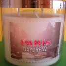 Bath & Body Works Paris Daydream Candle 3 Wick