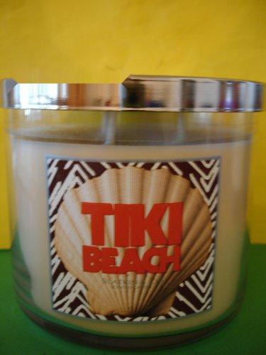 Bath and Body Works Tiki Beach 3 Wick 14.5 oz Candle