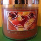 Bath & Body Works Spiced Apple Toddy Candle Large 3 Wick