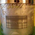 Bath & Body Works Slatkin Winter 3 Wick Candle Large