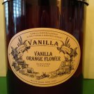 Bath and Body Works Vanilla Orange Flower Extra Large Candle 22 oz