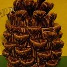 Bath & Body Works Slatkin Brown Pine Cone Figural Fresh Balsam Candle