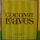 Bath & Body Works Henri Bendel Coconut Leaves Candle Large Full Size