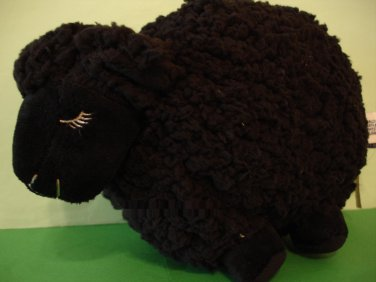 Bath and Body Works Sweetest Softest Lambie Black Huge 24""