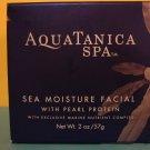 Bath & Body Works AQUATANICA Spa Sea Moisture FACIAL Full Size Jar