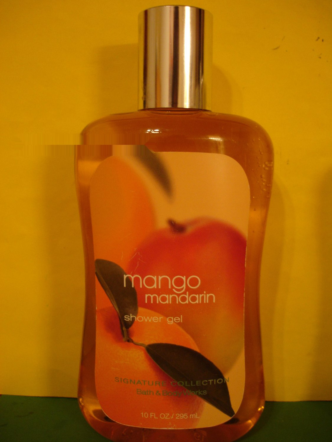 Bath & Body Works Mango Mandarin Shower Gel Large Full Size