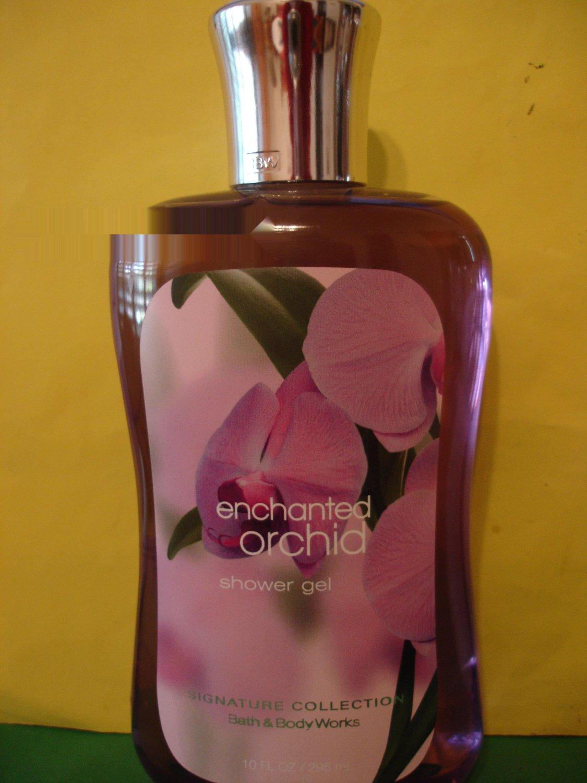 Bath & Body Works Enchanted Orchid Shower Gel Full Size