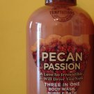 Bath & Body Works Temptations Pecan Passion 3 in 1 Body Wash