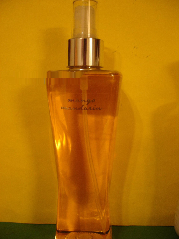 Bath & Body Works Mango Mandarin Splash Mist Large Full Size