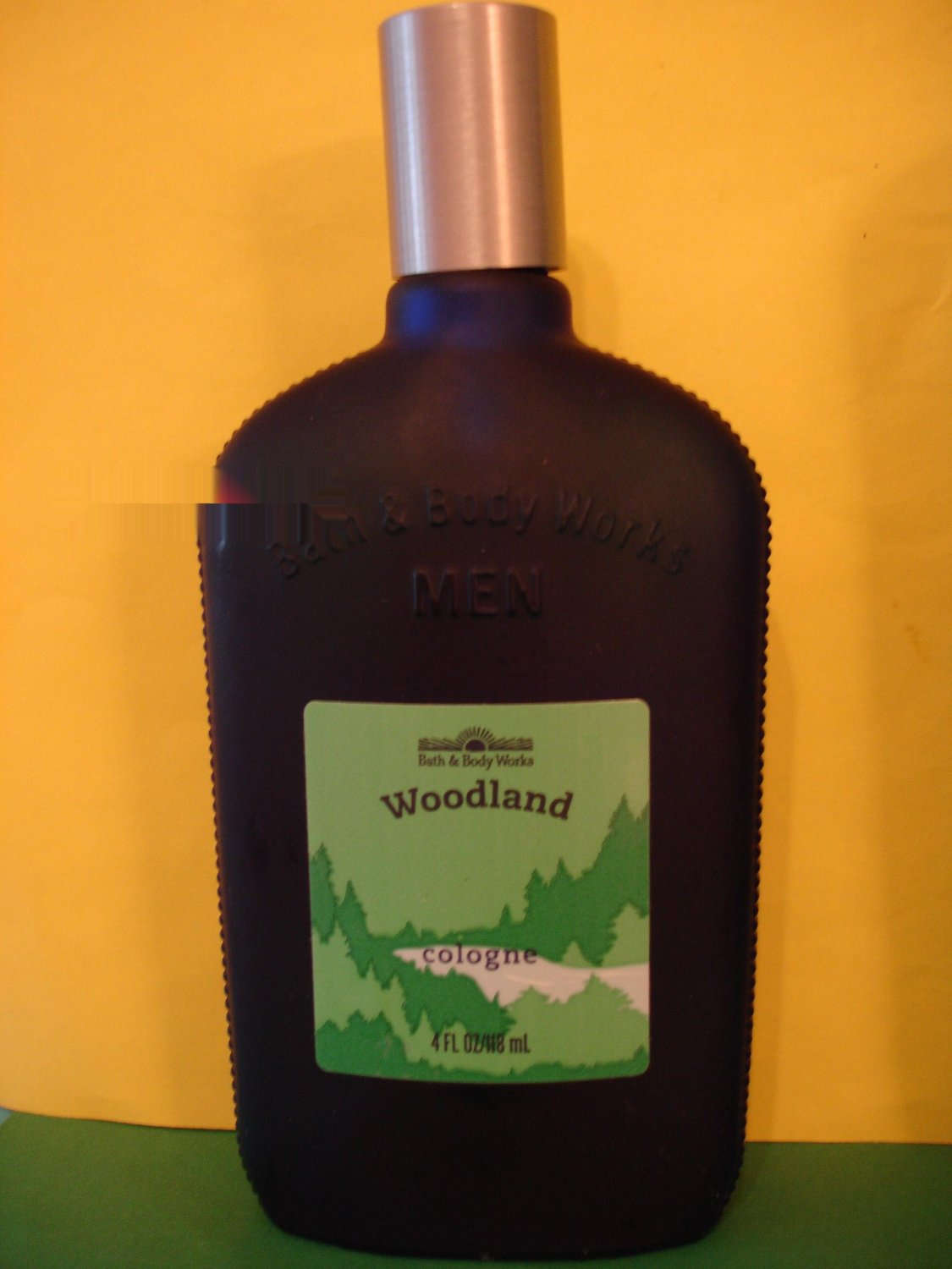 Bath Amp Body Works Mens Woodland Cologne Spray Full Size