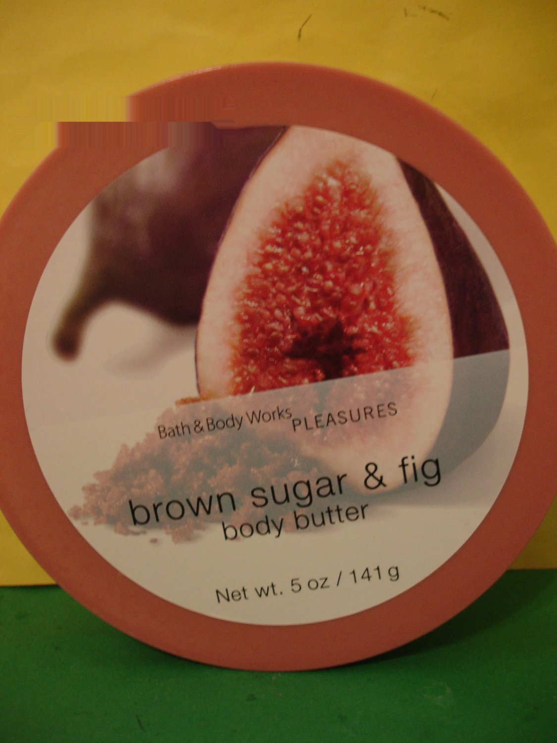 Bath and Body Works Brown Sugar and Fig Body Butter