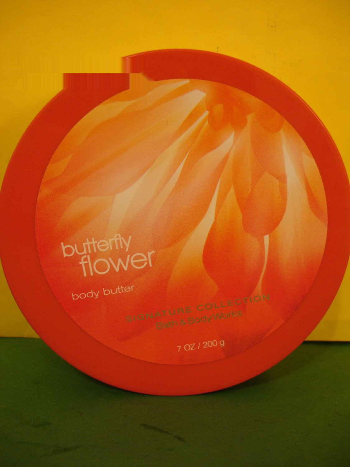 Bath and Body Works Butterfly Flower Body Butter Full Size