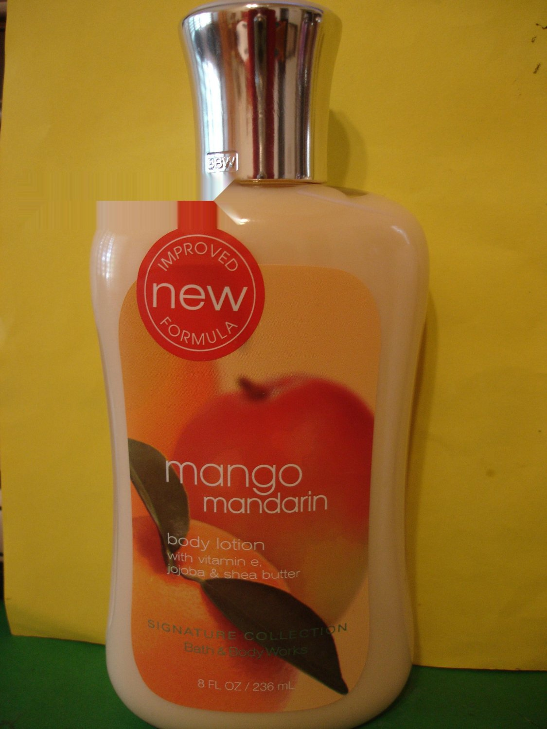 Bath & Body Works Mango Mandarin Original Lotion Full Size