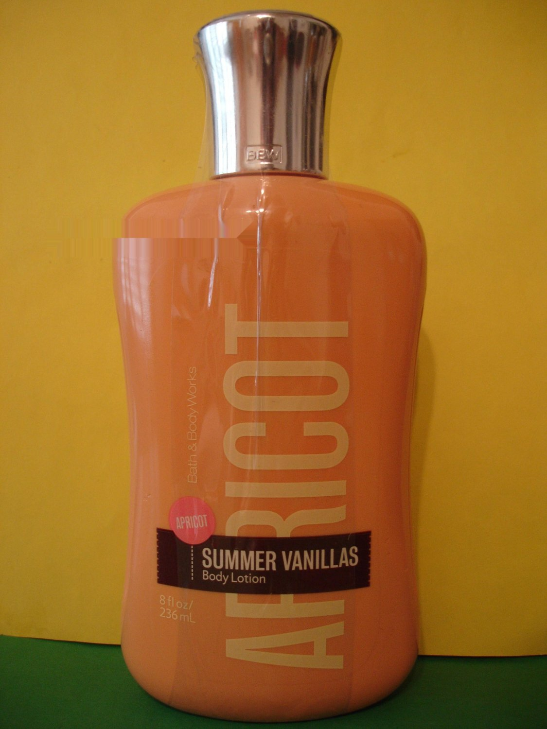 Bath And Body Works Apricot Vanilla Body Lotion Full Size