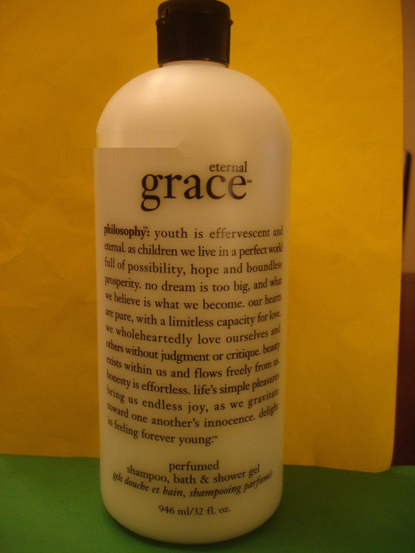 Philosophy Eternal Grace 3 In 1 Shampoo Bubble Bath