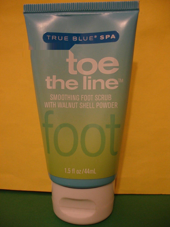 Bath body works true blue spa toe the line foot scrub for True blue bathrooms