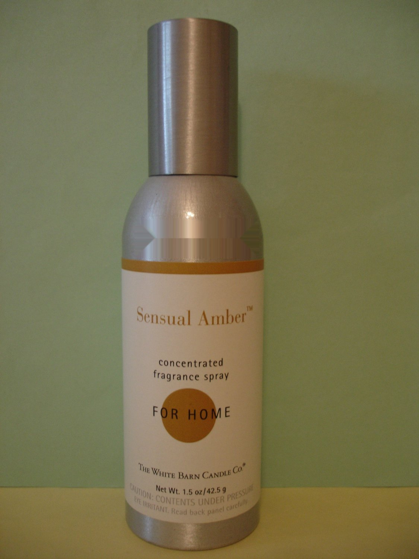 Bath Amp Body Works Sensual Amber Home Fragrance Spray