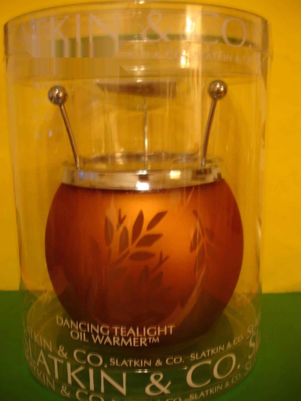 Bath Amp Body Works Amber Leaves Home Fragrance Oil Warmer