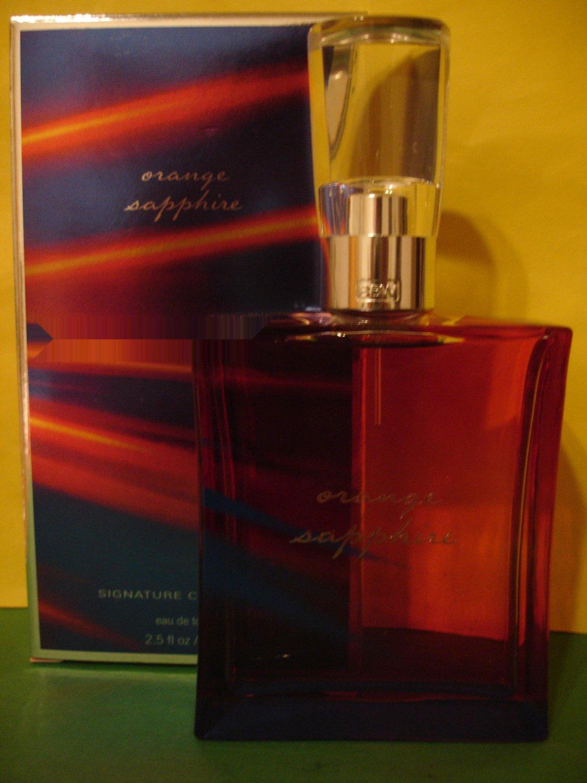 Bath & Body Works Orange Sapphire Perfume EDT Large Full Size