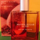 Bath and Body Works Brown Sugar & Fig Perfume EDT Full Size