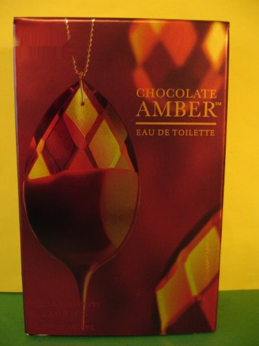 Bath and Body Works Chocolate Amber Perfume EDT Full Size