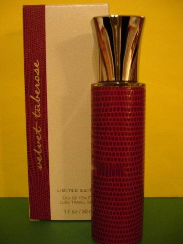 Bath & Body Works Velvet Tuberose Lux EDT Perfume Spray