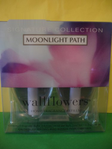 Bath & Body Works 2 Moonlight Path Wallflower Refills