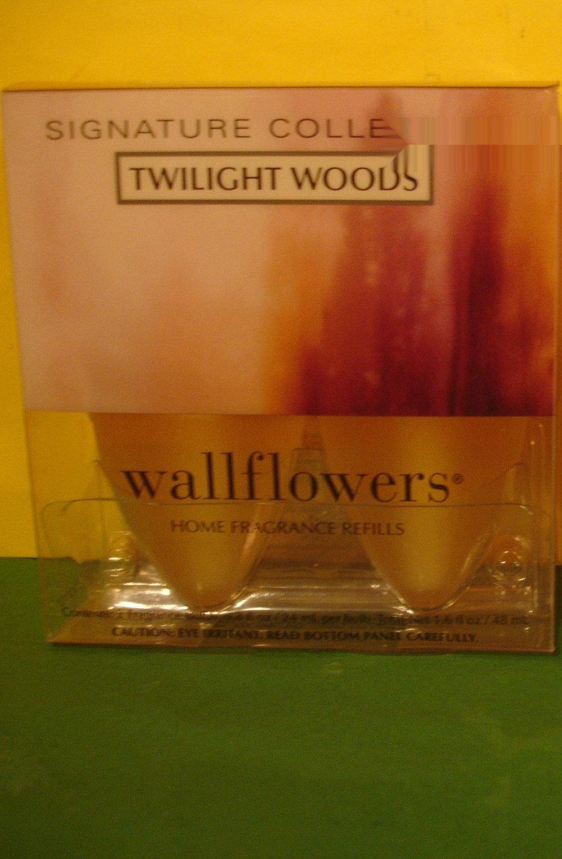 Bath & Body Works 2 Twilight Woods Wallflower Refill