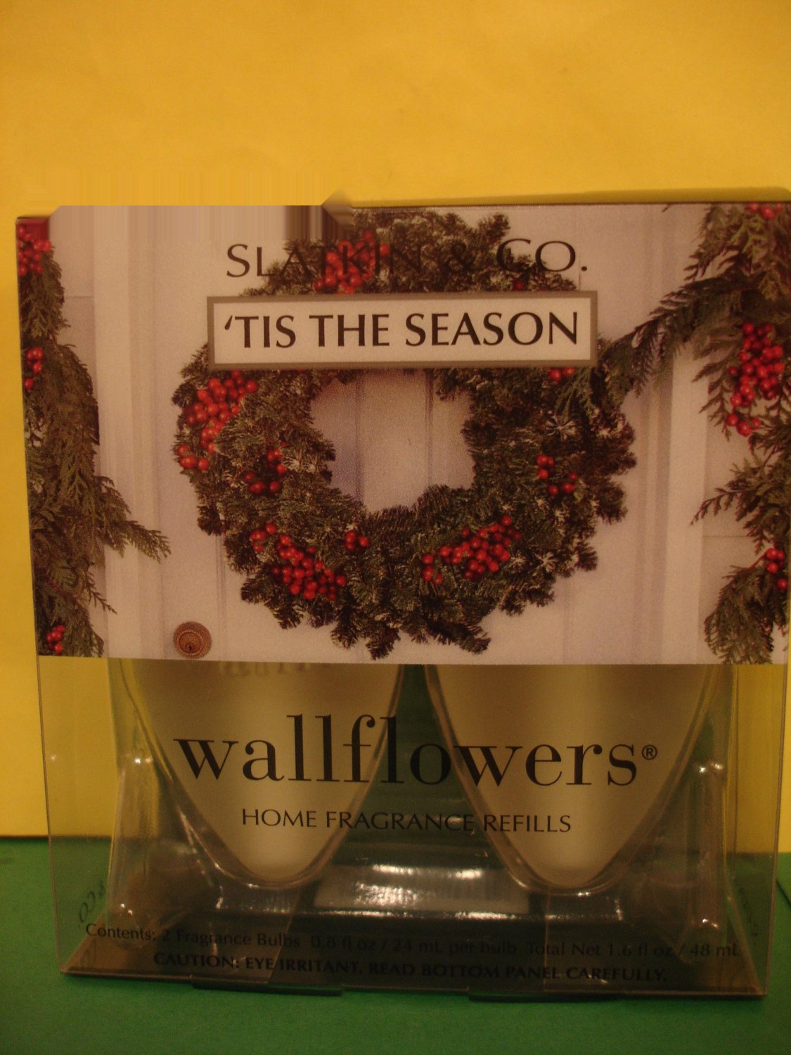 Bath & Body Works 2 Tis The Season Wallflower Refills