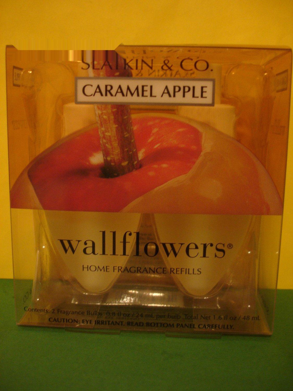 Bath & Body Works 2 Caramel Apple Wallflower Refills