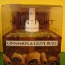 Bath and Body Works 2 Cinnamon & Clove Buds Scentport Refills