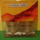 Bath and Body Works 2 Sensual Amber Wallflower Refill