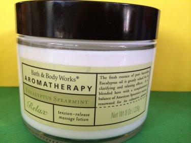 Bath Amp Body Works Aromatherapy Eucalyptus Spearmint