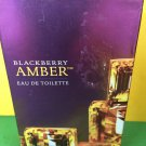 Bath and Body Works Blackberry Amber Perfume EDT Large Full Size