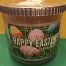 Bath & Body Works Happy Easter 2015 Cotton Candy Marshmallow 3 Wick Large