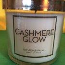 Bath & Body Works Cashmere Glow 4 oz Candle