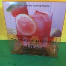 Bath and Body Works 2 Watermelon Lemonade Refill Bulbs