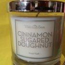 Bath & Body Works Cinnamon Sugared Doughnut 4 oz Candle