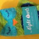 Bath and Body Works Lounge Soft Shea Infused Socks Owl
